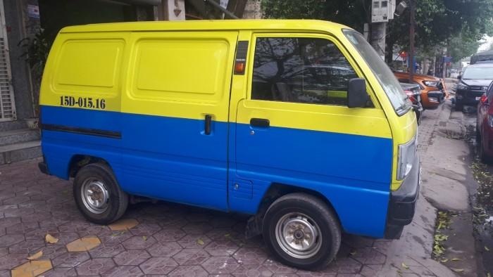 Bán xe tải van 2010 cũ giá rẻ Hải Phòng
