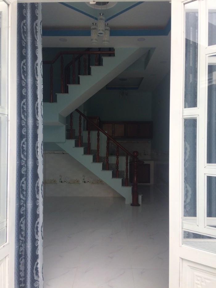 Nhà 25/12 Dương Công Khi gần chợ XTT 1 lầu đường 5m