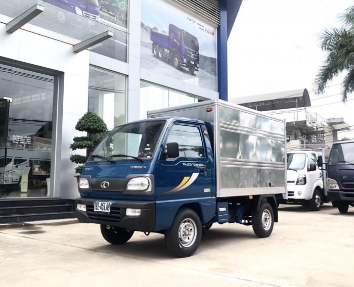 Thaco Towner 800 tải nhẹ 900kg new 100% 0