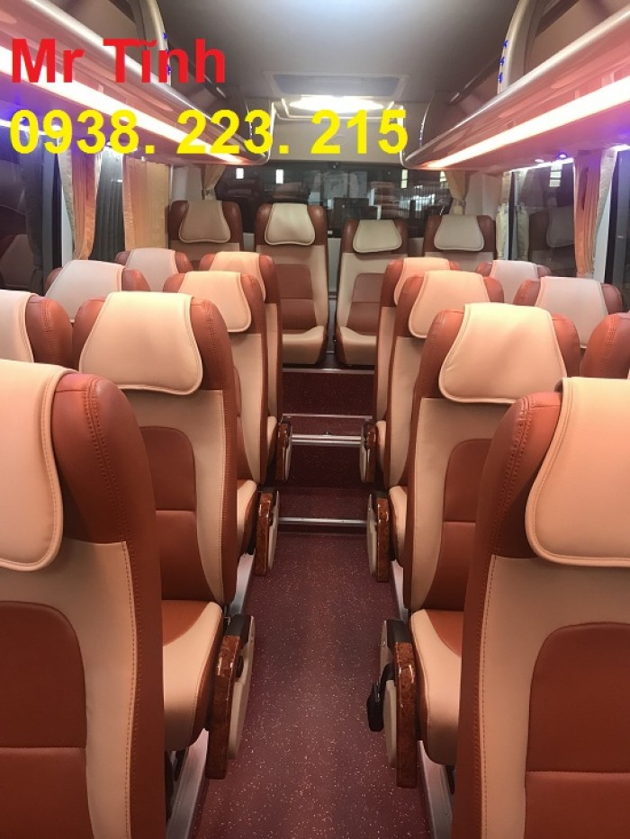 Thủ tục mua-bán xe trả góp 80% giá trị xe 29 chỗ Thaco Tb79S Bầu Hơi 2019 Mới nhất