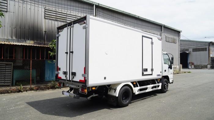Bán xe tải Isuzu (1.9 tấn – 2T2 – 2.9 tấn) thùng dài 3.6m, 4m3 Euro4 5