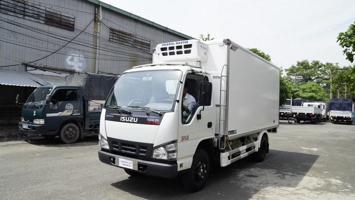 Bán xe tải Isuzu (1.9 tấn – 2T2 – 2.9 tấn) thùng dài 3.6m, 4m3 Euro4 2
