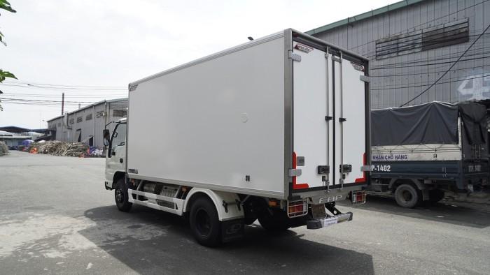 Bán xe tải Isuzu (1.9 tấn – 2T2 – 2.9 tấn) thùng dài 3.6m, 4m3 Euro4 0