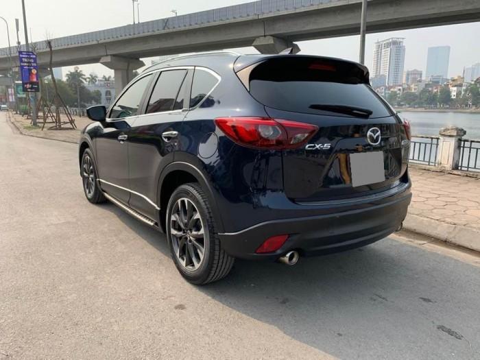 Bán Mazda Cx5 2017 tự động 2.0 màu xanh đẹp zin nguyên bản