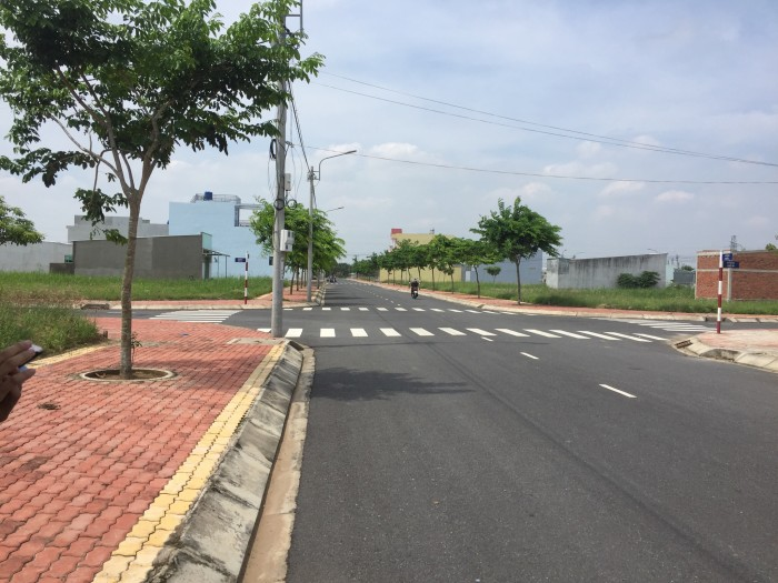 Đất Nền Khu Đô Thị Mới Bình Chánh SHR-Pháp Lí Rõ Ràng