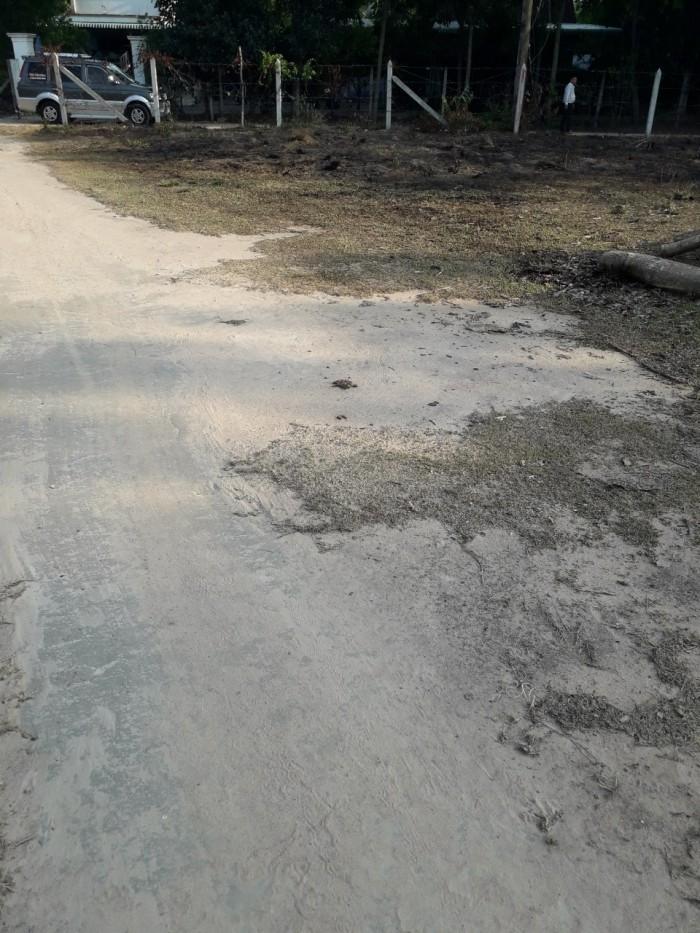đất 34m x 90m đường đất ấp cây trắc xã phú hòa đông ,củ chi