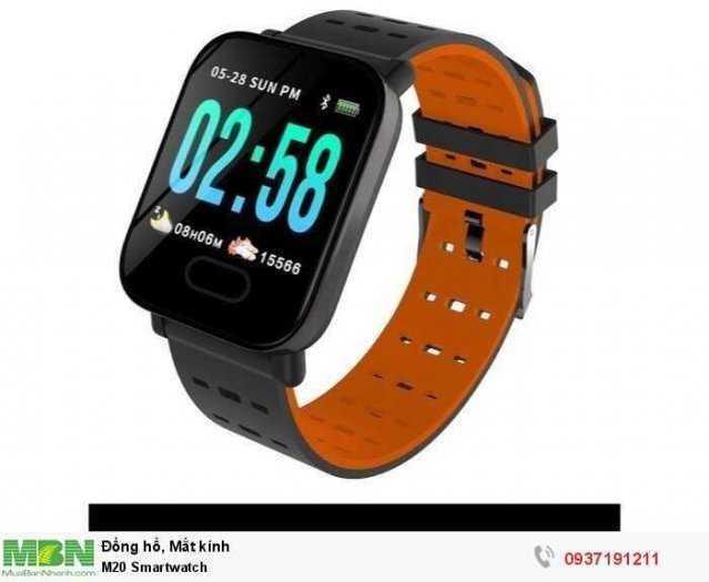 Vòng đeo tay thông minh M20 Smart Bracelet