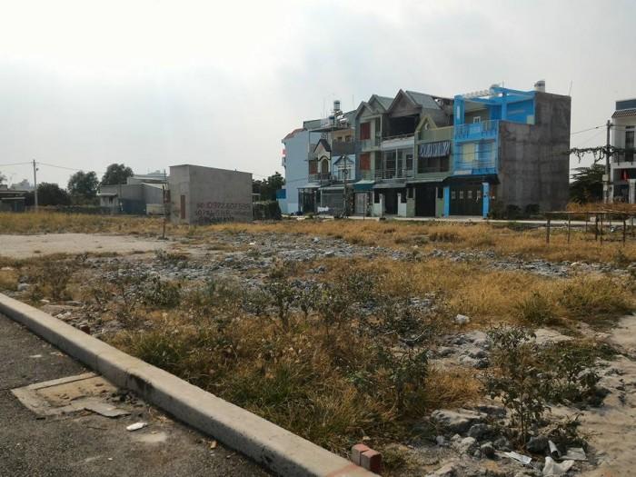 Cần bán gấp lô đất nền trung tâm thị trấn Bến Lức.