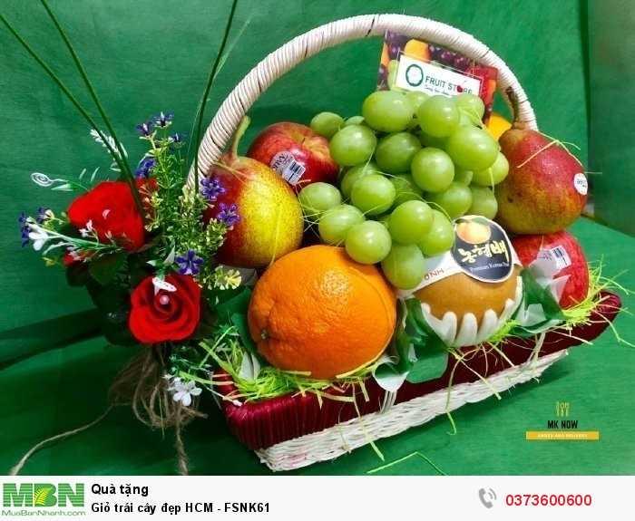 Giỏ trái cây đẹp HCM giao tận nơi1
