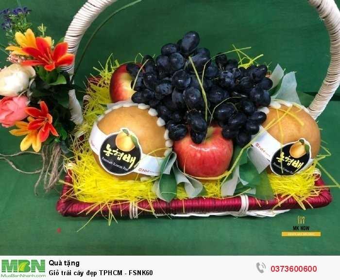 Đặt giỏ trái cây Bình Thạnh