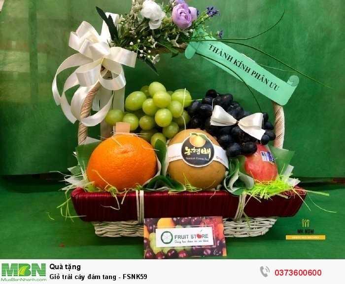 Đặt giỏ trái cây viếng tang giao tận nơi TPHCM5