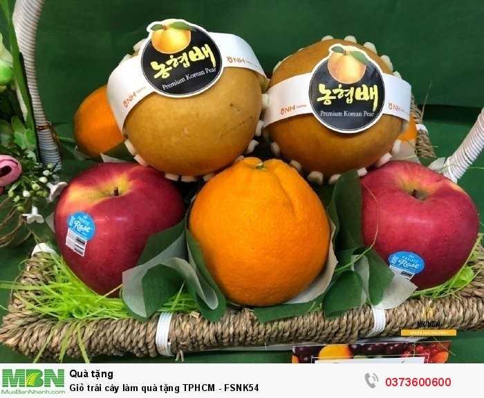 Giỏ trái cây làm quà tặng1