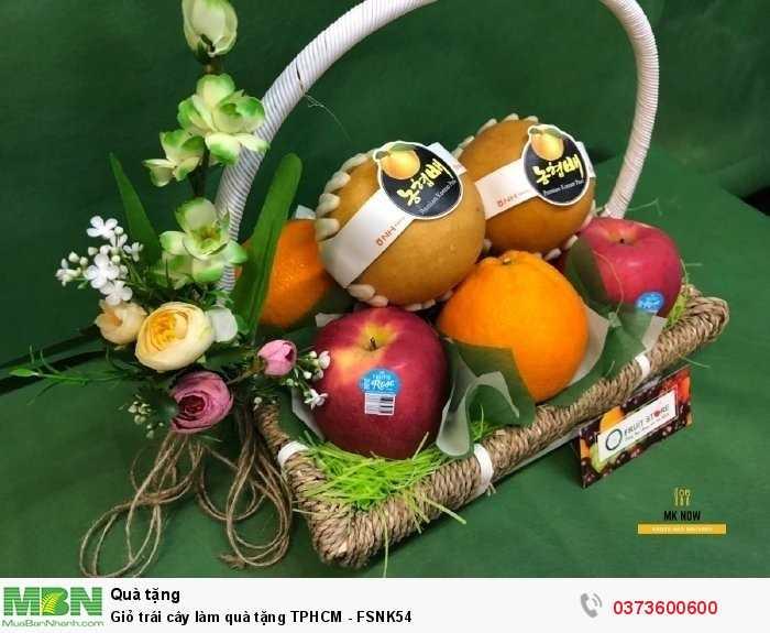 Đặt giỏ trái cây TPHCM cùng MKnow2