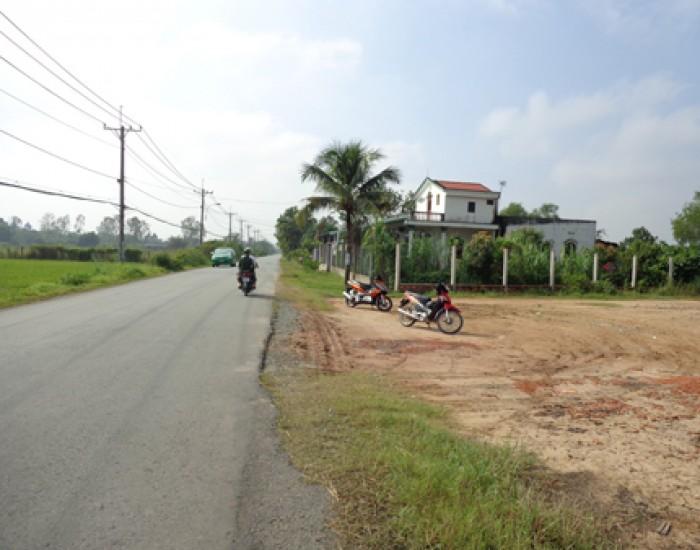 Chính chủ cần bán gấp 2 lô đất liền kề ngay cổng KCN Thuận Đạo , giá chỉ 480 triệu.