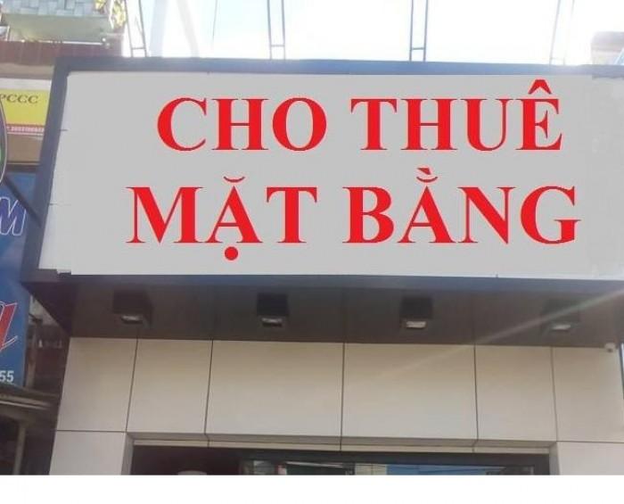 Cho thuê mặt bằng bán hàng online mặt tiền đường Bạch Đằng, Tân Bình