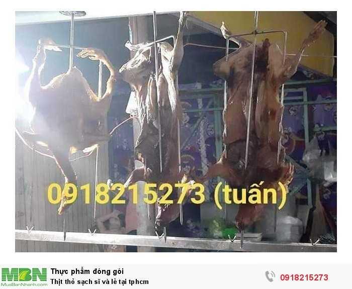 Thịt thỏ sạch sĩ và lẻ tại tphcm2