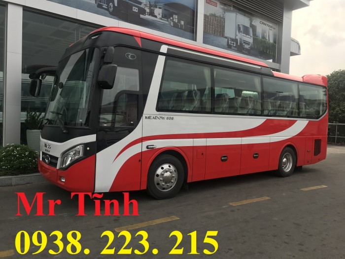 Bán Xe Khách Bầu Hơi Thaco-U con29-34 Chỗ-Thaco Meadow Tb85S E4-Thaco Town Tb85S 0