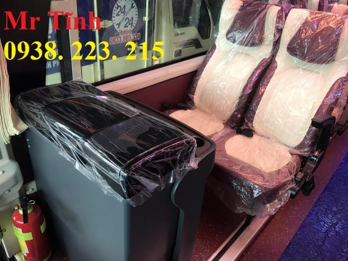 Bán Xe Khách Bầu Hơi Thaco-U con29-34 Chỗ-Thaco Meadow Tb85S E4-Thaco Town Tb85S 2