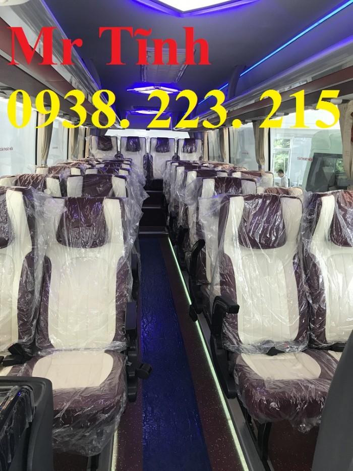Bán Xe Khách Bầu Hơi Thaco-U con29-34 Chỗ-Thaco Meadow Tb85S E4-Thaco Town Tb85S 4