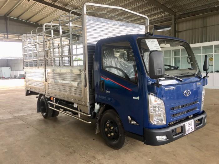 Xe tải IZ65 1T9- 2T2 -3T5 Thùng 4m3 máy ISUZU nhập 3