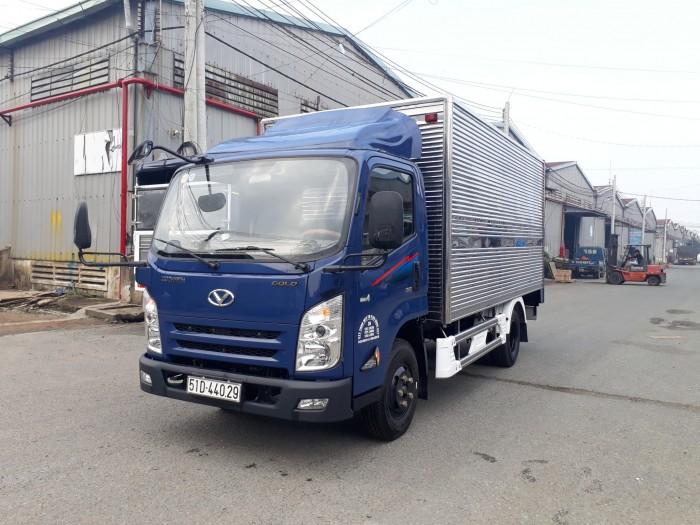 Xe tải IZ65 1T9- 2T2 -3T5 Thùng 4m3 máy ISUZU nhập 0