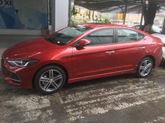 Hyundai Elantra Sport 0