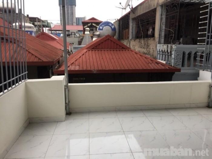 Chính chủ ban nha 5 tầng xây mới ngõ 63 Lê Đức Thọ. Diện Tích 50m2