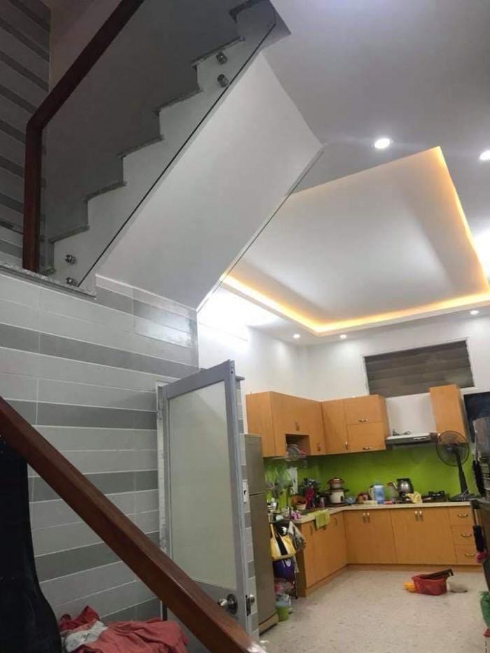Hẻm xe hơi, 3 PN . Nhà 5 tầng giá 3 tỷ 3 Nguyễn Văn Đậu, Phú Nhuận.