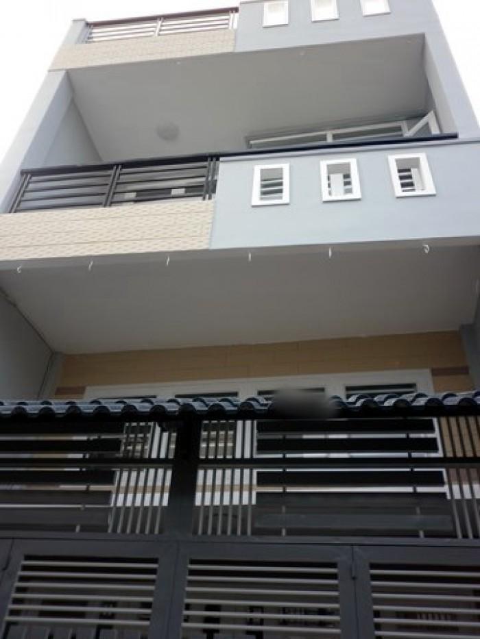Tôi bán nhà HXH Phạm Văn Hai, 64m2, giá 8.6 tỷ. Tân Bình.