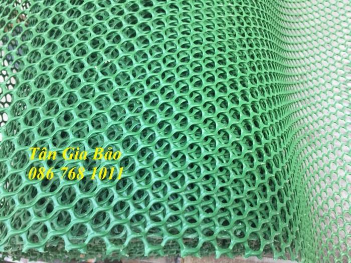 Lưới nhựa cứng lót sàn đa năng8