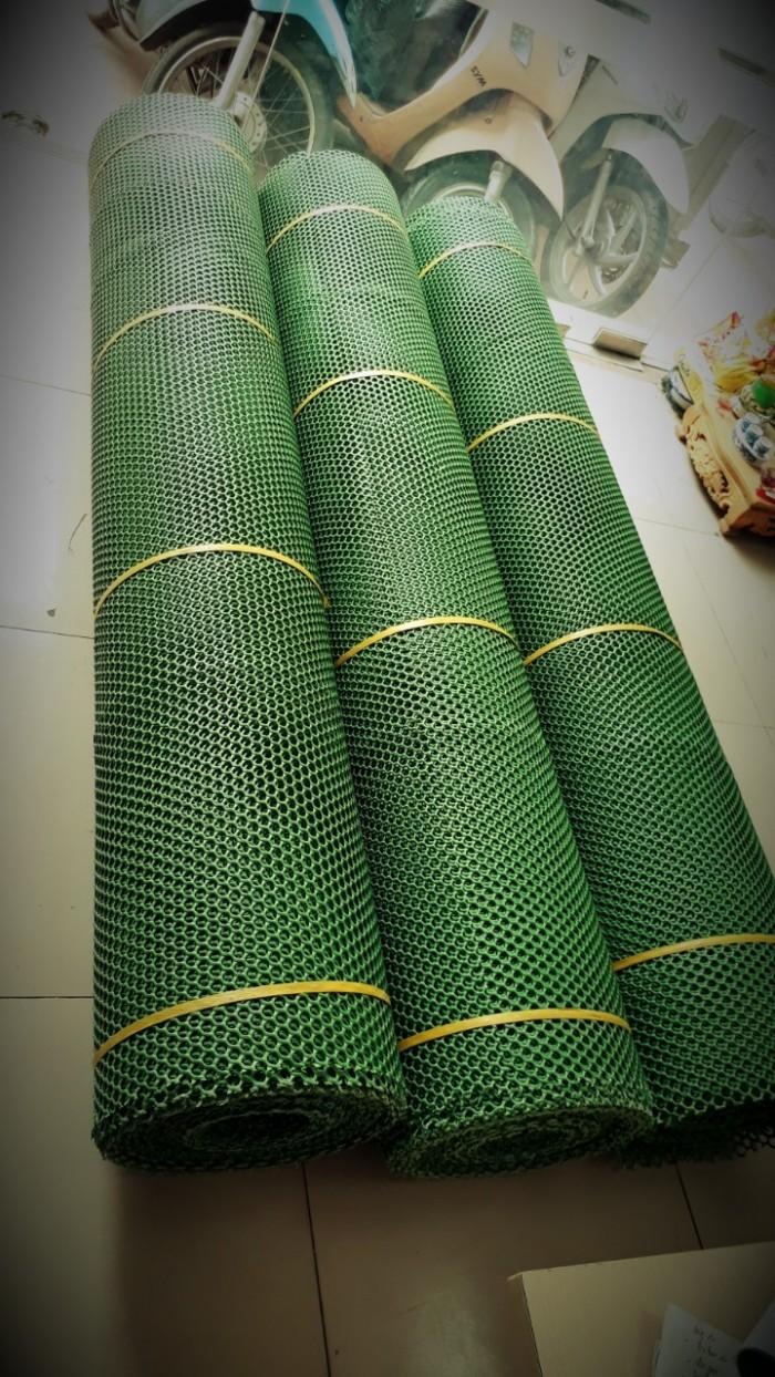 Lưới nhựa cứng lót sàn đa năng0