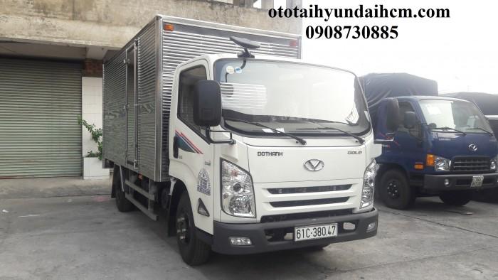 Xe tải IZ65 - khuyến mãi 100% thuế trước bạ