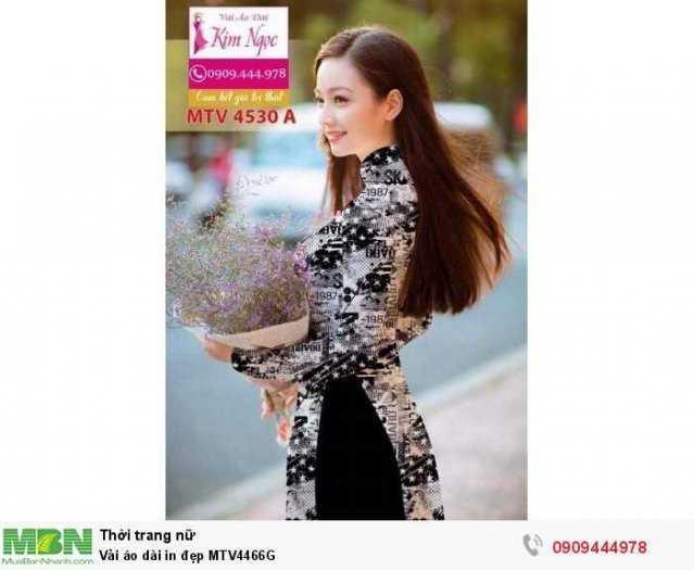 Vải áo dài in đẹp MTV4466G3