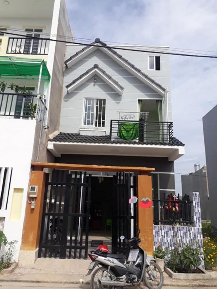 Bán nhà ấp 6, xã Xuân Thới Sơn, Hóc Môn diện tích 45m2