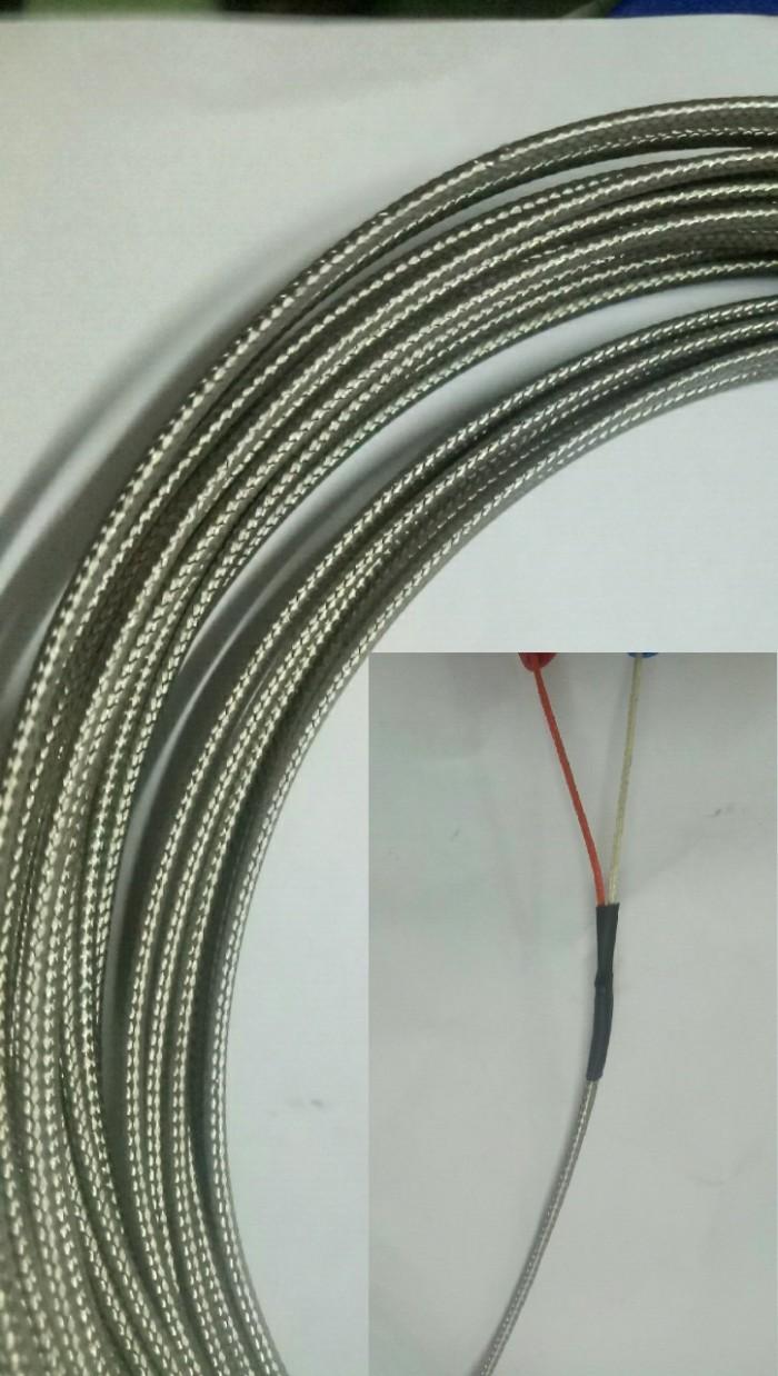 Dây dò nhiệt loại K - ren M6,3 - dây 2m