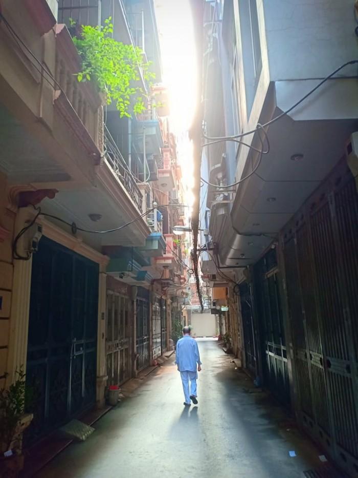 Bán Nhà 5 Tầng Ngõ 2 Phố Trần Cung, Nghĩa Tân , Cầu Giấy.