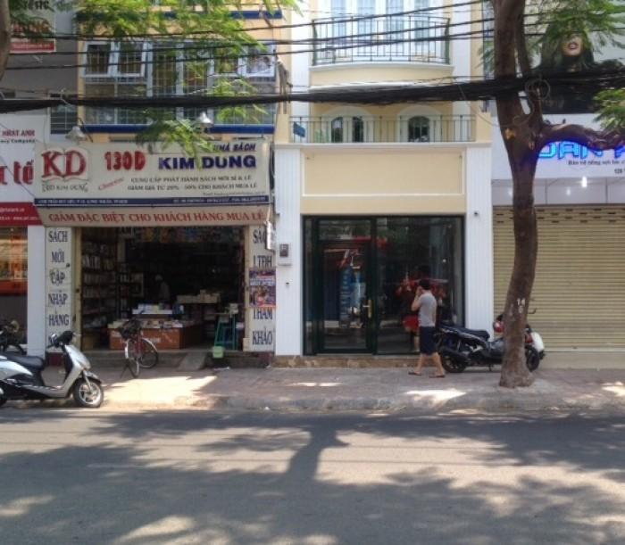 Nhà MT Lê Lai, Bến Thành, Q.1, 100m2, 67 tỷ, kinh doanh sầm uất