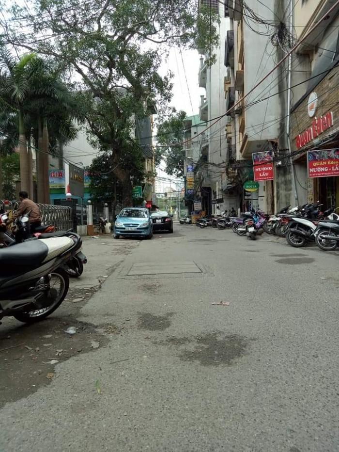Bán nhà Nguyễn Chí Thanh 43m2 – Ô tô tránh, vỉa hè kinh doanh sầm uất