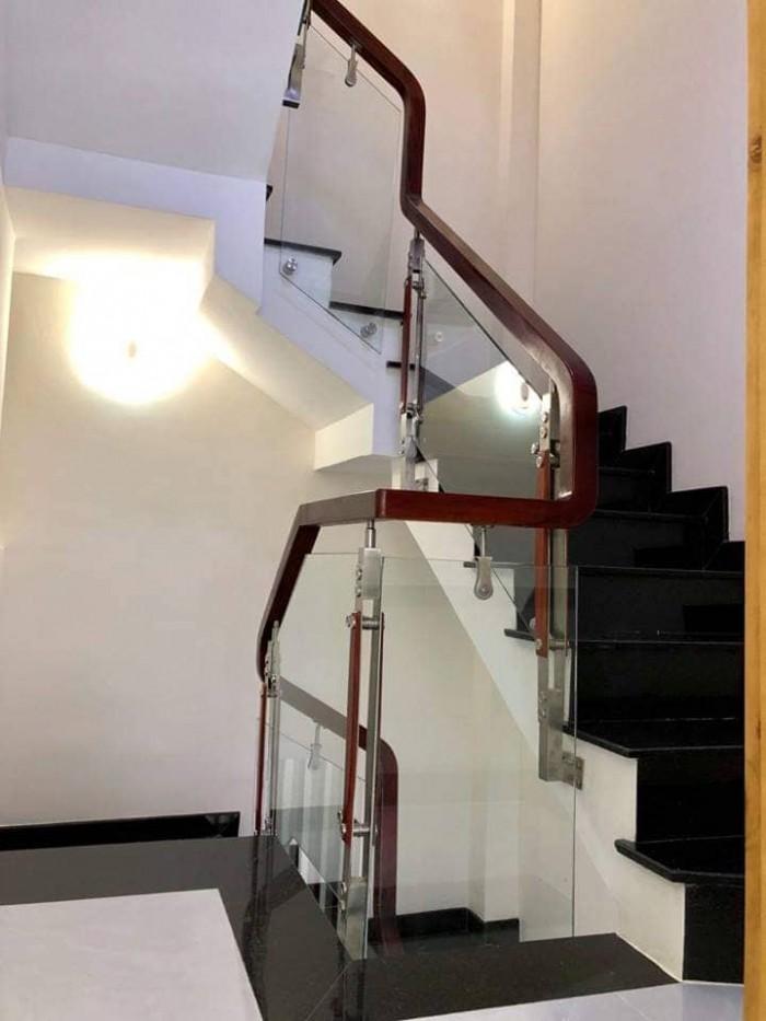 Nhà ở mới cực đẹp, hiếm!!! huỳnh văn bánh, Phường 13, Phú Nhuận 43m2 hxh, vuông vắn.