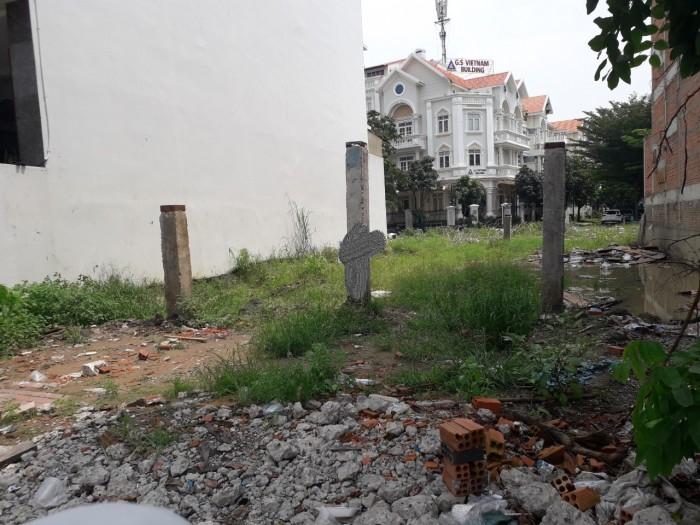 Lô đất 341m2 - Ngang 14m - Mặt tiền đường Dương Thị Mười, Q12. Giá 959 triệu