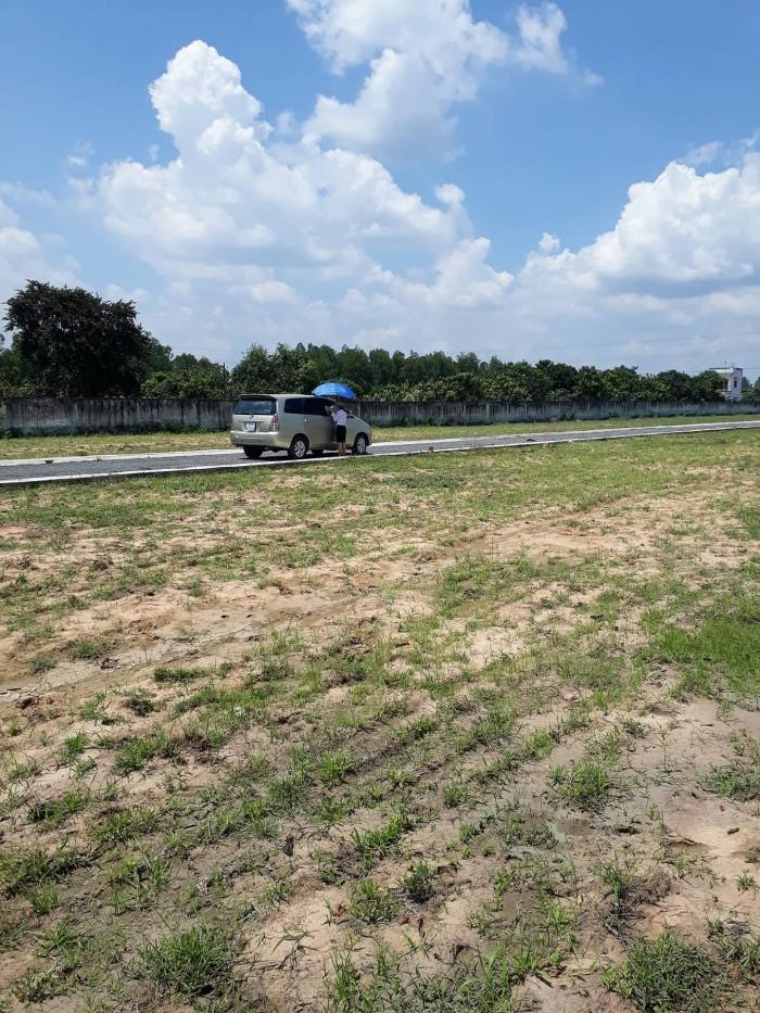 Bán đất Long Phước, liền kề sân bay Long Thành, 2tr1/m2, sổ riêng thổ cư, cách QL51 3km