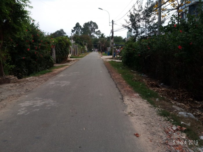 Đất 4m x 50m mặt tiền đường nhựa khu phố 3 thuộc thị trấn Củ Chi huyện Củ Chi.
