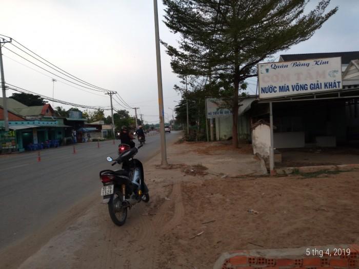 Đất 5m X 33m Đường Nhựa Thuộc Ấp Mũi Lớn Xã Tân An Hội Huyện Củ Chi.