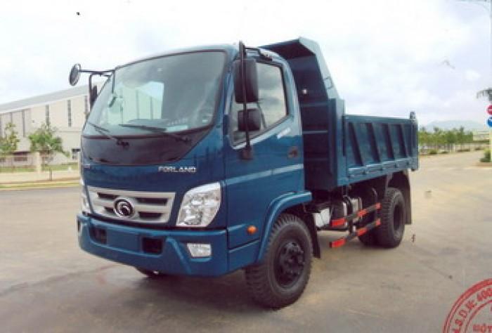 Xe Ben 5 tấn Tây Ninh, hổ trợ trả góp và giao xe ngay các chương trình ưu đải trong tháng.