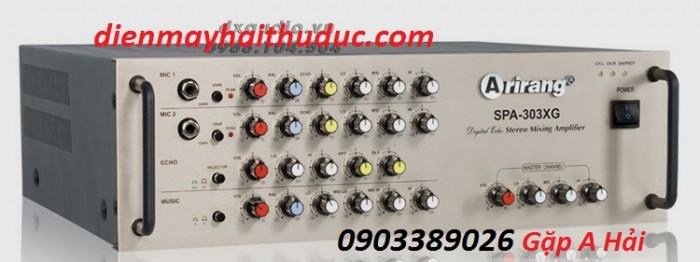 Amply Arirang SPA 303XG chính hãng được đại lý Hải Thủ Đức phân phối giá rẻ nhất 2250K