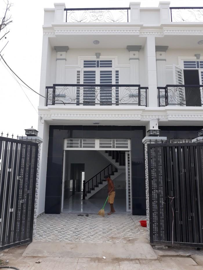 Nhà bán khu dân cư Hoàng Phúc , ấp 6 xã Long Trạch, huyện Cần Đước, tỉnh Long An