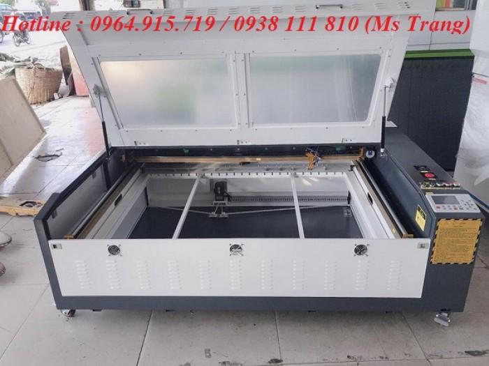Máy laser 1390 cắt khắc phi kim, máy laser cắt vải,2