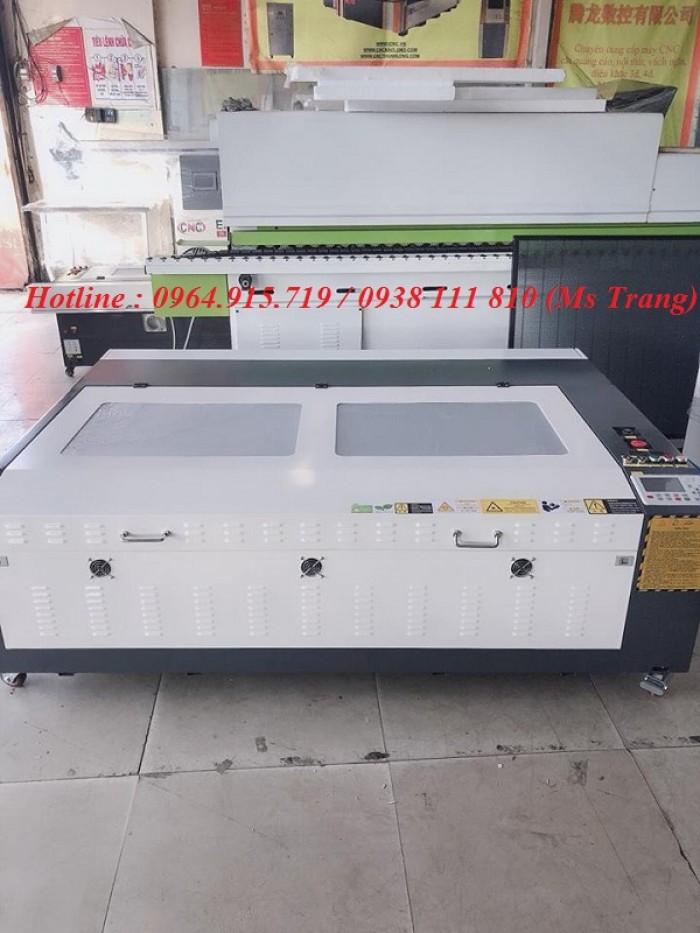 Máy laser 1390 cắt khắc phi kim, máy laser cắt vải,1