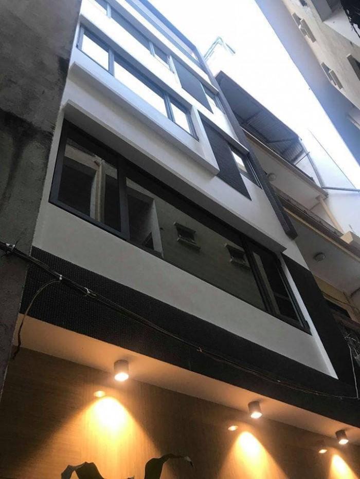 Bán nhà phố Chính Kinh 36m2* 5 tầng, ngõ thông bãi đỗ ô tô gần