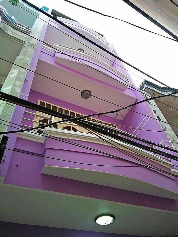 Chính chủ bán gấp nhà An Dương Vương, 30m, 4 tầng, giá chỉ 3 tỷ.